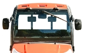 Kubota RTV 1100 (X Series) External Cab Mirror Kit